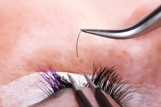 Lash maker build up long artificial eyelashes